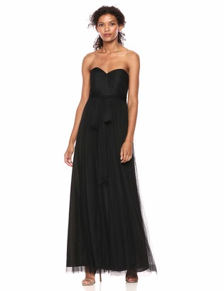 Jenny Yoo Women's Annabelle Convertible Tulle Long Gown