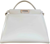 Fendi Peekaboo leather handbag