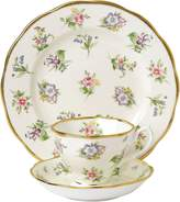 Royal Albert 100 Years 1920 Spring Meadow 3-Piece Set
