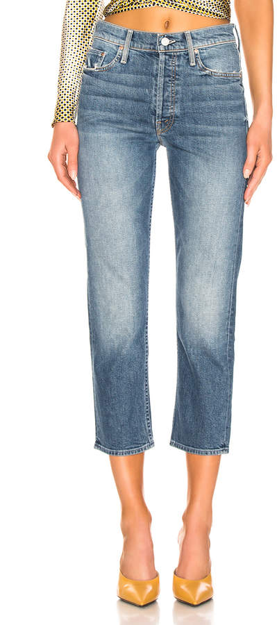 bc5c9df9b3 Mother Women's Straight Jeans - ShopStyle