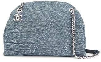 Chanel Pre-Owned 2012 Camellia logo shoulder bag