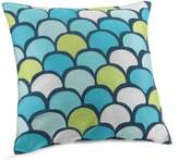 Trina Turk Kimono Decorative Abstract Waterwaves Throw Pillow