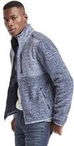 Gap Sherpa mockneck jacket