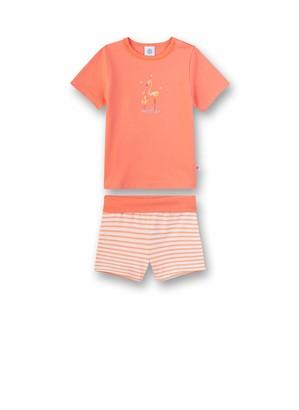 Sanetta Baby Girls' Kurzer Pyjama Set