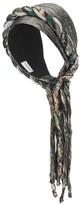 Thumbnail for your product : Saint Laurent Silk lamA headband