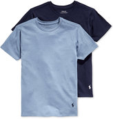 Polo Ralph Lauren Boys' or Little Boys' 2-Pack Crew-Neck T-Shirts