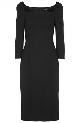 Dolce & Gabbana \N Black Wool Dresses