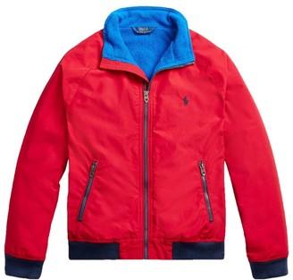 Ralph Lauren Kids Fleece-Lined Jacket (7-14 Years)