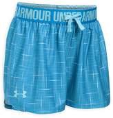Under Armour Girls' Printed Shorts - Little Kid, Big Kid