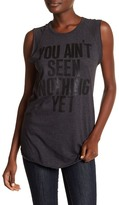Junk Food Clothing You Ain't Seen Nothing Yet Muscle Tee