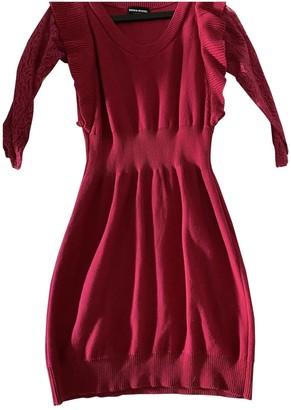 Sonia Rykiel Pink Cotton Dresses