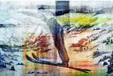 Parvez Taj Flying Canvas Wall Art