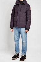 Canada Goose Quilted Down Parka with Hood