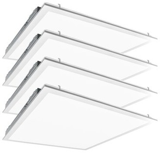 2' x 2' Dimmable LED Flat Panel Light Luxrite