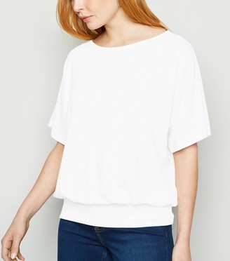 New Look Fine Knit Batwing Top