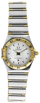 Omega Vintage Constellation 18K Yellow Gold & Stainless Steel Watch, 22.5mm