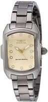 Invicta Women's 17777 Lupah Analog Display Japanese Quartz Grey Watch