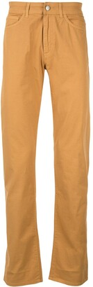 Gieves & Hawkes Straight Leg Trousers