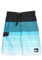 Quiksilver Toddler Boy's Divion Magic Board Shorts