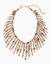 Chico's Harlow Bib Necklace