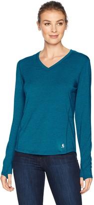 Carhartt Women's Force Ferndale Long Sleeve T Shirt