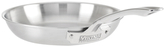 """10"""" 5-Ply Stainless Steel Fry Pan"""