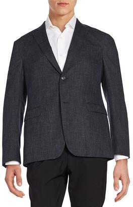 Ermenegildo Zegna Regular Fit Wool-Blend Sport Coat