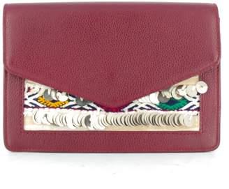 Mykilim Belt Bag Bi Color Edition Burgundy & Nude