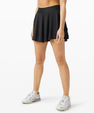 Lululemon Court Rival High Rise Skirt *Tall