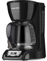 Black & Decker Black+Decker 12-Cup Coffee Maker