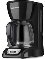 Black & Decker Black+Decker DLX1050B 12-Cup Programmable Coffee Maker