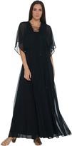 Laurie Felt Boho Chic Maxi Dress