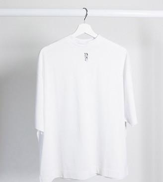 ASOS 4505 Petite icon oversized cotton t-shirt