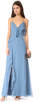 Haute Hippie Metamorphosis Wrap Dress