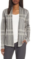 Eileen Fisher Women's Shaped Tencel & Merino Wool Cardigan