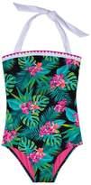 Gossip Girl Tropical Escape One-Piece Swimsuit