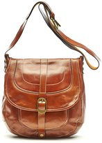 Patricia Nash Heritage Collection Barcelona Saddle Bag
