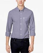 Ben Sherman Men's Gingham Cotton Shirt