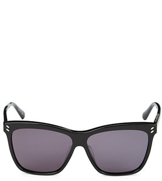 Stella McCartney 58MM Square Sunglasses