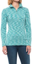 Columbia Outerspaced Shirt - Zip Neck, Long Sleeve (For Women)