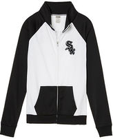 PINK Chicago White Sox Bling Track Jacket