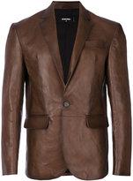 DSQUARED2 faded blazer