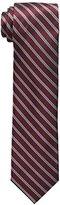 Dockers Polk Street Stripe 100% Silk Tie