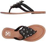 Xc-Xacaret Toe strap sandals