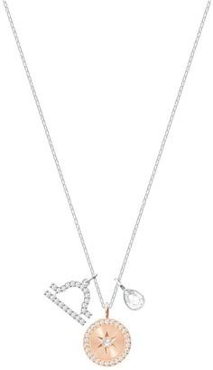 Swarovski Women Stainless Steel Pendant Necklace 5349218