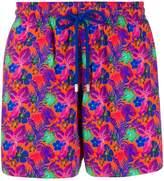 Vilebrequin floral print swim shorts