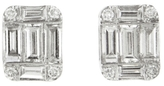 Ylang|23 YLANG 23 0.42 Carat Diamond Baguette Stud Earrings