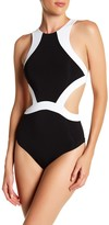 Jets Contrast Band One-Piece