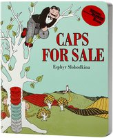 Harper Collins Caps for Sale (Board Book)