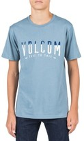 Volcom Boy's T Mark Graphic T-Shirt